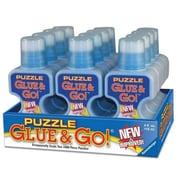 Ravensburger 4 oz Glue and Go Puzzle Glue (JNSN81068)