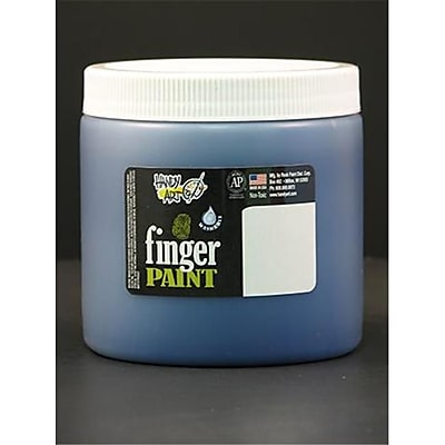 Rock Paint- Handy Art Handy Art Violet 16Oz Washable Finger Paint (EDRE35992) 2629884