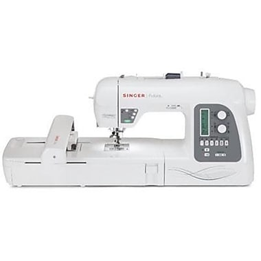 Singer Sewing Co Futura xl550 Sewing Embroidery (DHxl550Cl)