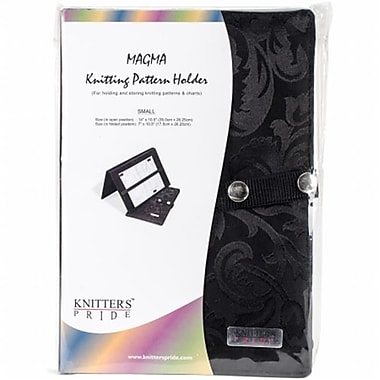 Magma Knitting Fold-Up Pattern Holder 7 x 10.5 in. (NMG112782)