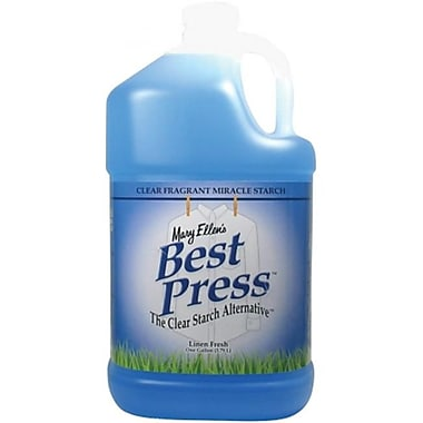 Mary Ellen's Best Press Refills 1gal-linen Fresh (NTMKGP37655)