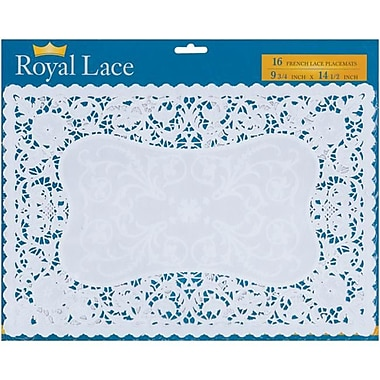 Royal lace French lace Paper Doilies (NMG9461)