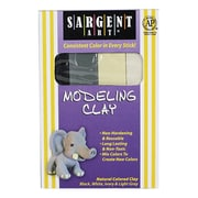 Sargent Art Inc. Sargent Art Modeling Clay Natural Colors (EDRE42678)