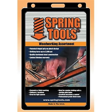 Spring Tools 5 Piece Spring Tools Woodworking Assortment Set (JNSN38934)