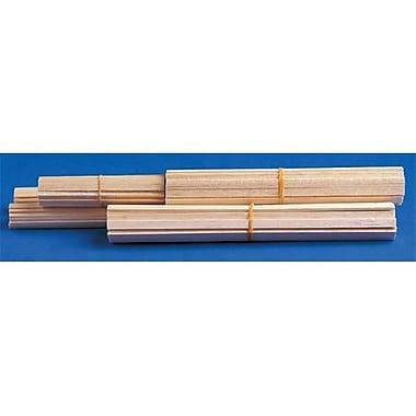 Alvin Basswood Strips 1-16x1-4 Pk-50 (AlV819)