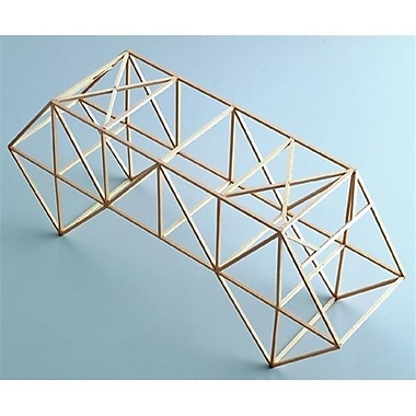 Alvin Balsa Strips 3-16x1 Pk-10 (AlV757)
