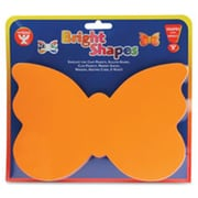 Hygloss Products Bright Color Butterfly Shapes (SPRCH49131)
