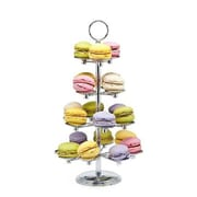 Godinger Revolving Macaron Stand, 21 Pieces (RTl160532)