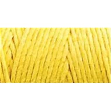 Hemptique Hemp Cord Spool 20No. 205 ft. -Pkg-Yellow (NMG87992)
