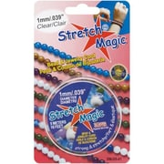 Pepperell Braiding Stretch Magic Bead and Jewelry Cord 1mm 5 Meters/Pkg (NMG8933)