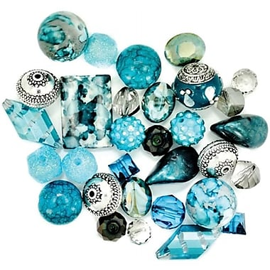 Jesse James 489450 Inspirations Beads-Ice Bloom (NMG60156)