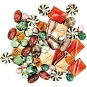 Jesse James 489397 Design Elements Beads 40 Grams-Al Fresco (NMG52245)