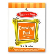 Melissa and Doug Drawing Pad- 9 in.x12 in. (DOBA28784)