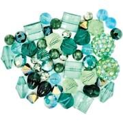 Jesse James 489417 Design Elements Beads 40 Grams-Mystere (NMG52265)