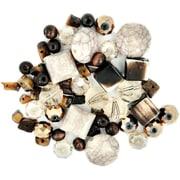 Jesse James 489416 Design Elements Beads 40 Grams-Cinnamon Toast (NMG52264)