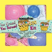 Sassafras Enterprises Kids Mini Sundae Tray Kit (SSFSE126)