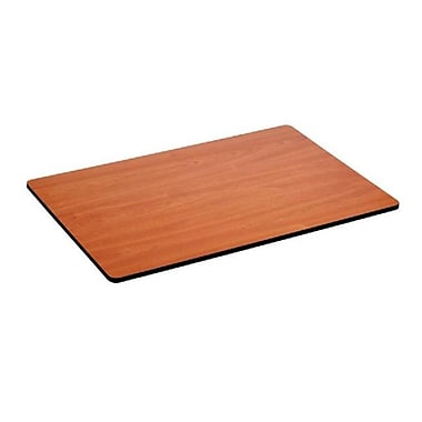 Alvin Table Top 24x36 Wdgrn Rnd Crnr (AlV1293)