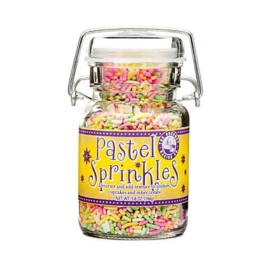 Pepper Creek Farms Pastel Sprinkles - Pack of 6 (PRCKF004)