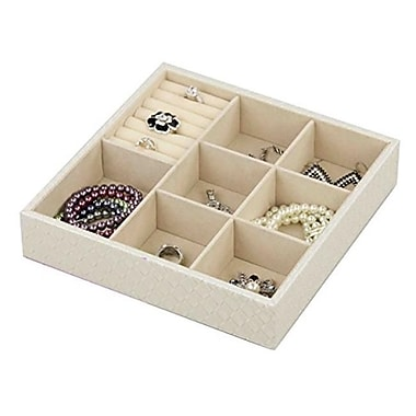 HDS Trading Jewelry Organizer Weave, large (HDS02565)
