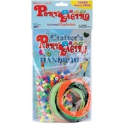 Pepperell Braiding Pony Bead lacing Kit (NMG8875)