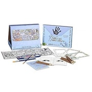 Discovery Bay Games 01117M Alex Beard Monkey See Monkey Draw Activity Kit - 6 Packs (RKBM952)