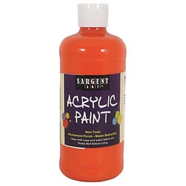 16Oz Acrylic Paint - Orange (RTl146727)