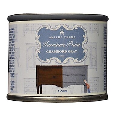 True Value 4 oz Chalk Paint, Chambord Gray (TRVAl89314 1)