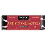 Sargent 25Ct Regular Oil Pastels (RTl145561)