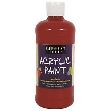 16Oz Acrylic Paint - Red (RTl146728)