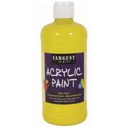 16Oz Acrylic Paint - Yellow (RTl146726)