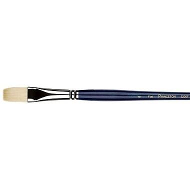 Princeton Brush Good Natural Chinese Bristle Oil and Acrylic Brush Flat 1 (AlV22579)