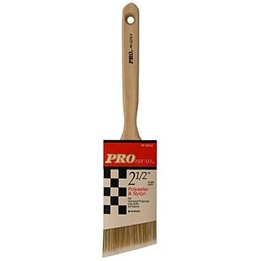 Great American Marketing 2.5 in. Pro Brush Angle Sash Polyester and Nylon (JNSN62340)