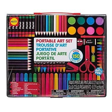 Alex Brands Artist Studio Portable Art Set (AlxB165)