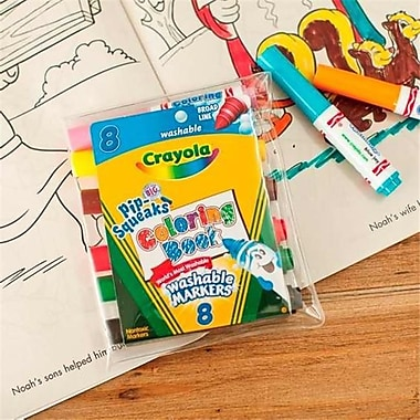 Dayspring Cards Markers - Washable Pip Squeaks (ANCRD68746)