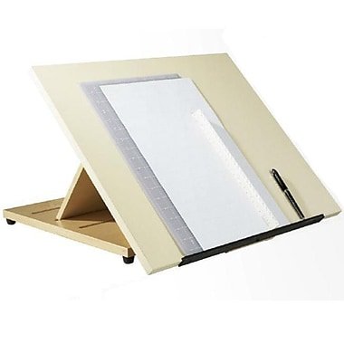 Diversified Woodcrafts Portable Drafting Table, Almond (AZTY04455)