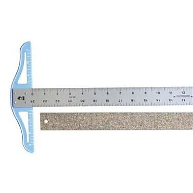 Fairgate Rule Company Cork Backed Standard T-Square 30 in. (AlV32102)