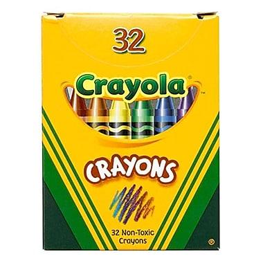 Crayola llc Formerly Binney and Smith Crayola Crayons 32Ct Tuck Box (EDRE36165)