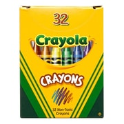 Crayola llc Formerly Binney and Smith Crayola Crayons 32Ct Tuck Box (EDRE36165)