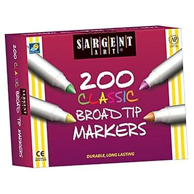 Sargent Art Inc. Sa Markers Best Buy Assort 8 Colors (EDRE36209)
