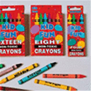 US Toy Company 4 Pack Crayons/72-Bx (4 Packs Of 72)