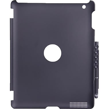 The Next Success TotallyTablet Black Smart Pen Cover for New Generation iPad -iPad 3 (NxSC086)