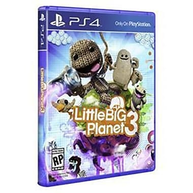 Sony PlayStation little Big Planet 3 Ps4 le (DH3000281)