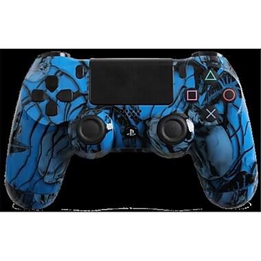 Evil Controllers Blue Nightmare Custom PlayStation 4 Controller (ECTR016)