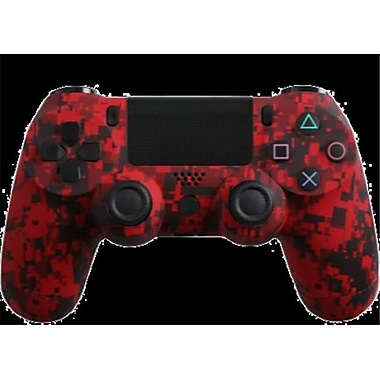 Evil Controllers Red Urban Custom PlayStation 4 Controller (ECTR011)