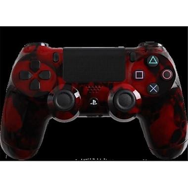 Evil Controllers Red Skullz Custom PlayStation 4 Controller (ECTR006)