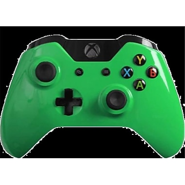 Evil Controllers Glossy Green Custom xbox One Controller (ECTR047)