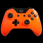 Evil Controllers Glossy Orange Custom xbox One Controller (ECTR046)