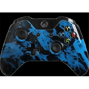Evil Controllers Blue Fire Custom xbox One Controller (ECTR066)