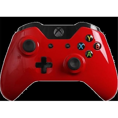 Evil Controllers Glossy Red Custom xbox One Controller (ECTR063)