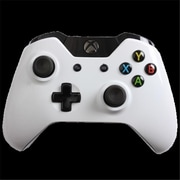 Evil Controllers Glossy White Custom xbox One Controller (ECTR057)